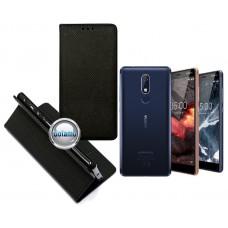 Re-Grid magnetinis dėklas Nokia 5.1 telefonams juodos spalvos Telšiai   Telšiai   Vilnius