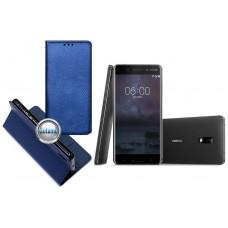 Re-Grid magnetinis dėklas Nokia 6 mobiliesiems telefonams mėlynos spalvos Plungė   Plungė   Telšiai