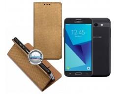 Re-Grid magnetinis dėklas Samsung Galaxy J3 Prime J3 Emerge mobiliesiems telefonams vario spalvos