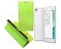 Re-Grid magnetinis dėklas Sony Xperia XA mobiliesiems telefonams salotinės spalvos