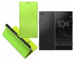 Re-Grid magnetinis dėklas Sony Xperia XA1 mobiliesiems telefonams salotinės spalvos