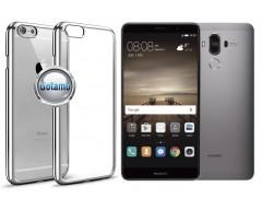 ReColor dėklas nugarėlė Huawei Mate 9 telefonams sidabro spalvos