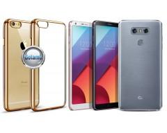ReColor dėklas nugarėlė LG G6 telefonams aukso spalvos