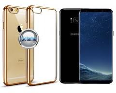 ReColor dėklas nugarėlė Samsung Galaxy S8+ telefonams aukso spalvos