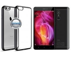 ReColor dėklas nugarėlė Xiaomi Redmi Note 4, Xiaomi Redmi Note 4X telefonams juodos spalvos