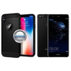 Siege dėklas nugarėlė Huawei P10 Lite mobiliesiems telefonams juodos spalvos Palanga | Plungė | Telšiai
