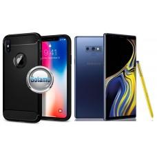 Siege dėklas nugarėlė Samsung Galaxy Note 9 mobiliesiems telefonams juodos spalvos Kaunas | Klaipėda | Vilnius