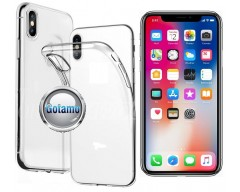 Skin silikoninis dėklas Apple iPhone X Xs telefonams