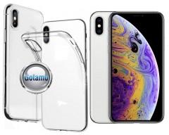 Skin silikoninis dėklas Apple iPhone Xs Max telefonams
