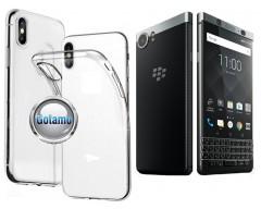 Skin silikoninis dėklas BlackBerry KEYone telefonams