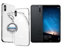 Skin silikoninis dėklas Huawei Mate 10 Lite telefonams