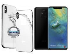 Skin silikoninis dėklas Huawei Mate 20 Pro telefonams