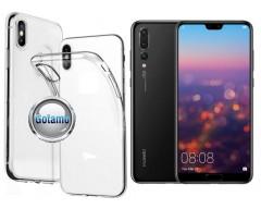 Skin silikoninis dėklas Huawei P20 Pro telefonams