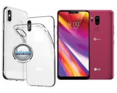 Skin silikoninis dėklas LG G7 ThinQ telefonams
