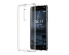 Skin silikoninis dėklas Nokia 5 telefonams