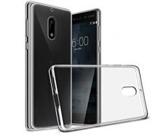 Skin silikoninis dėklas Nokia 6 telefonams