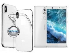 Skin silikoninis dėklas Nokia 7 telefonams