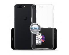 Skin silikoninis dėklas OnePlus 5 telefonams