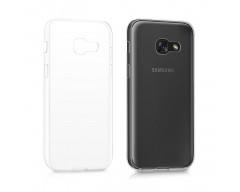 Skin silikoninis dėklas Samsung Galaxy A3 (2017) telefonams