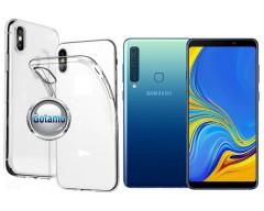 Skin silikoninis dėklas Samsung Galaxy A9 (2018) telefonams