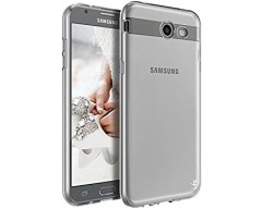 Skin silikoninis dėklas Samsung Galaxy J3 Prime J3 Emerge telefonams