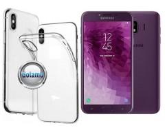 Skin silikoninis dėklas Samsung Galaxy J4 (2018) telefonams