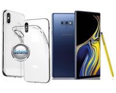 Skin silikoninis dėklas Samsung Galaxy Note 9 telefonams