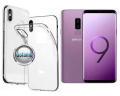 Skin silikoninis dėklas Samsung Galaxy S9+ telefonams