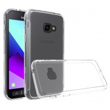 Skin silikoninis dėklas Samsung Galaxy Xcover 4 telefonams