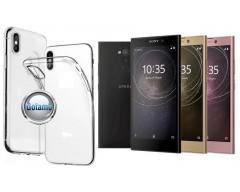 Skin silikoninis dėklas Sony Xperia L2 telefonams