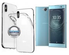 Skin silikoninis dėklas Sony Xperia XA2 telefonams