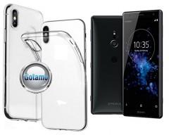 Skin silikoninis dėklas Sony Xperia XZ2 telefonams