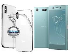 Skin silikoninis dėklas Sony XZ1 Compact telefonams