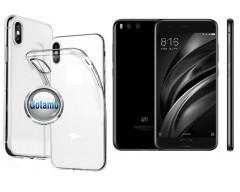 Skin silikoninis dėklas Xiaomi Mi 6 telefonams