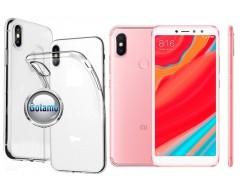 Skin silikoninis dėklas Xiaomi Redmi S2 telefonams
