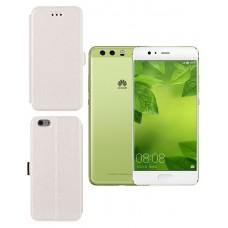 Slim Diary dėklas Huawei P10 Plus mobiliesiems telefonams baltos spalvos Telšiai | Šiauliai | Plungė