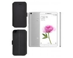 Slim Diary dėklas Xiaomi Mi Max mobiliesiems telefonams juodos spalvos