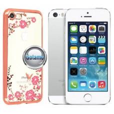 Spring dėklas nugarėlė Apple iPhone 5 5s SE telefonams rožinės spalvos Klaipėda | Šiauliai | Palanga