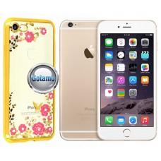 Spring dėklas nugarėlė Apple iPhone 6 6s telefonams aukso spalvos Vilnius | Plungė | Plungė
