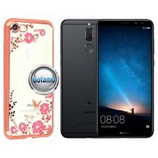 Spring dėklas nugarėlė Huawei Mate 10 Lite telefonams rožinės spalvos Šiauliai | Plungė | Plungė