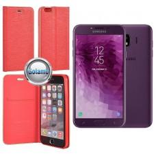 Vennus Diary dėklas Samsung Galaxy J4 (2018) telefonams raudonos spalvos Plungė | Šiauliai | Kaunas