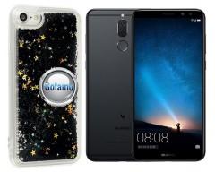 Waterfall dėklas nugarėlė Huawei Mate 10 Lite telefonams juodos spalvos