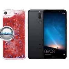Waterfall dėklas nugarėlė Huawei Mate 10 Lite telefonams raudonos spalvos