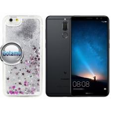 Waterfall dėklas nugarėlė Huawei Mate 10 Lite telefonams sidabro spalvos Klaipėda | Palanga | Telšiai
