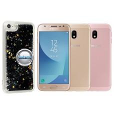Waterfall dėklas nugarėlė Samsung Galaxy J3 (2017) telefonams juodos spalvos Klaipėda | Palanga | Plungė