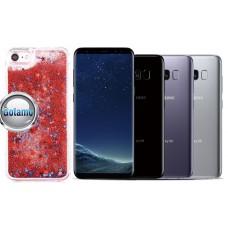 Waterfall dėklas nugarėlė Samsung Galaxy S8 telefonams raudonos spalvos Telšiai | Klaipėda | Kaunas