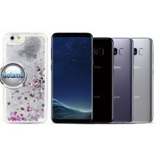 Waterfall dėklas nugarėlė Samsung Galaxy S8 telefonams sidabro spalvos Klaipėda | Vilnius | Vilnius