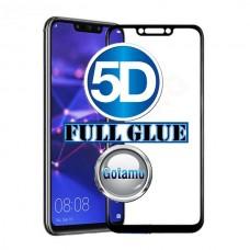 Apsauga ekranui gaubtas grūdintas stiklas Huawei Mate 20 Lite mobiliesiems telefonams juodos spalvos Klaipėda | Palanga | Plungė
