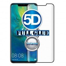 Apsauga ekranui gaubtas grūdintas stiklas Huawei Mate 20 Pro mobiliesiems telefonams juodos spalvos Telšiai | Šiauliai | Palanga