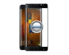 Apsauga ekranui gaubtas grūdintas stiklas Huawei Mate 9 Pro mobiliesiems telefonams juodos spalvos